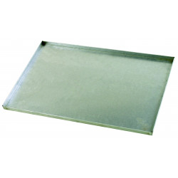 Plaque 40 x 60 cm Aluminée