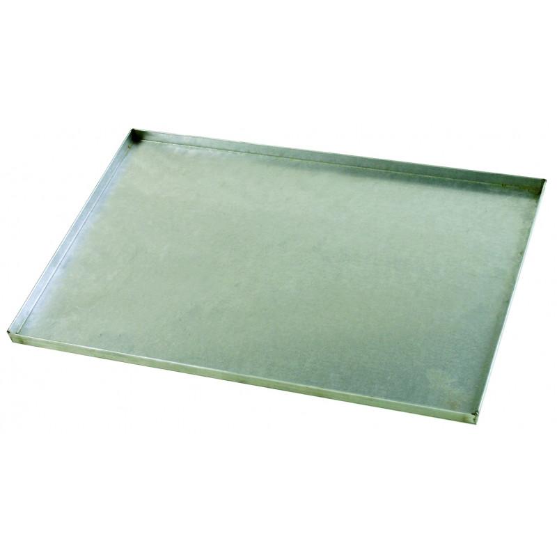GI METAL - Plaque 40 x 60 cm Aluminée