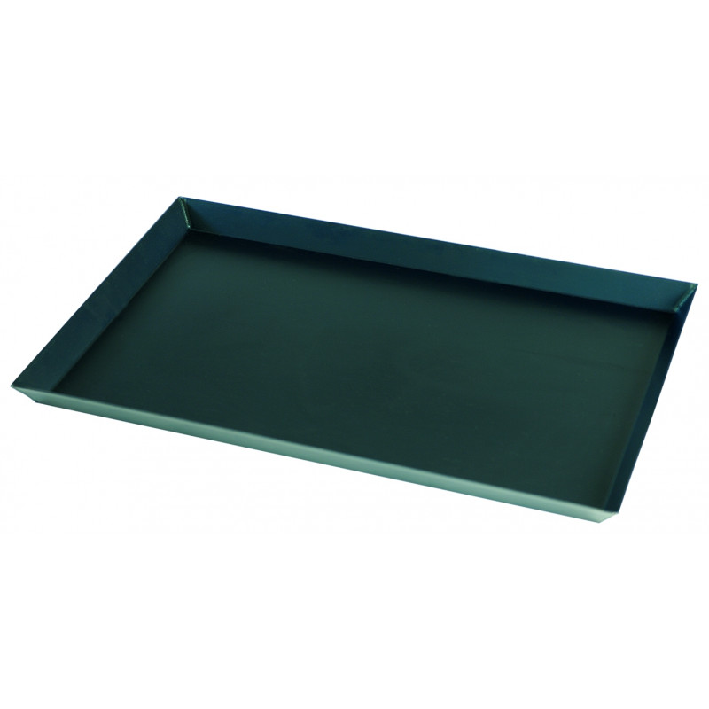 GI METAL - Plaque 40 x 60 cm Bleue