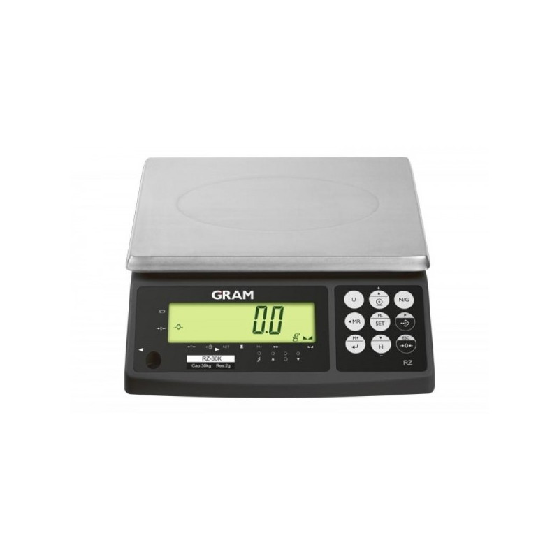 GRAM - Balance 30 Kg