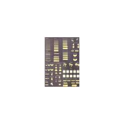 LA PARMIGIANA - Matrice Téflon pour D 35 - Tagliatelle