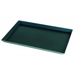GI METAL - Plaque 40 x 20 cm diamantée