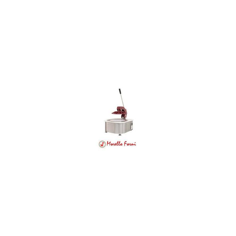 MORELLO FORNI - Presse Pizzarella 54L x 63P x 94H - 28 à 35cm de diamètre - Livraison comprise