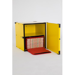 GI METAL - Caisse de livraison